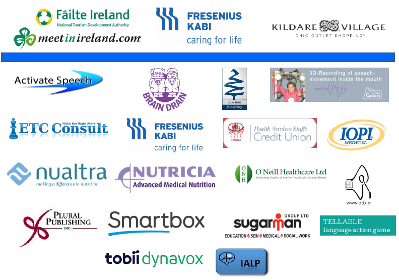 IALP Exhibitors and Sponsors as of 11 dec 2015