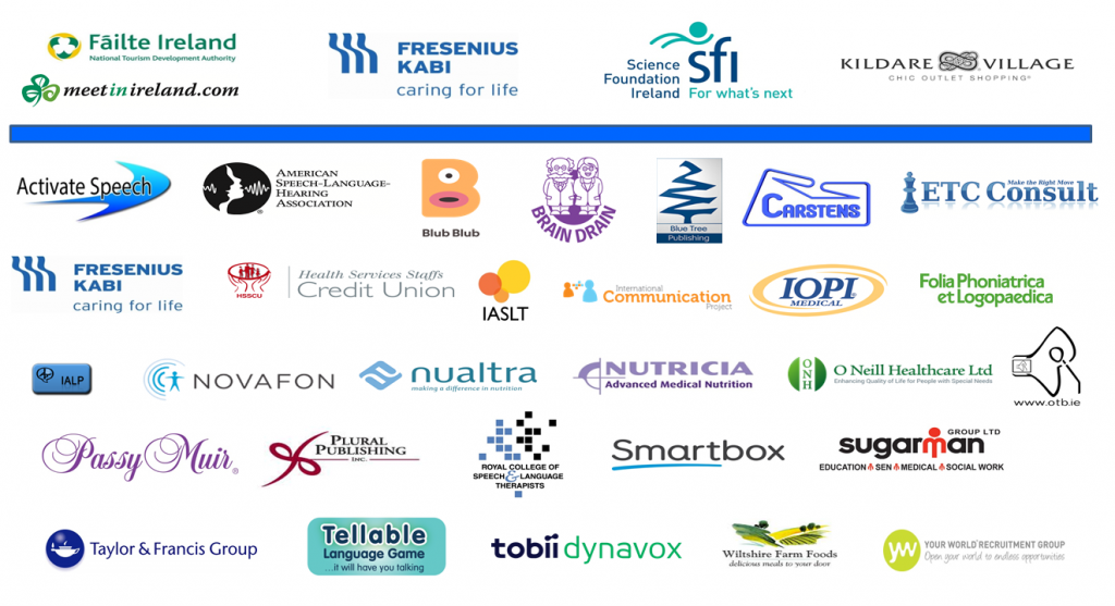IALP Logos of Sponsors and Exhibitors  20 July 2016