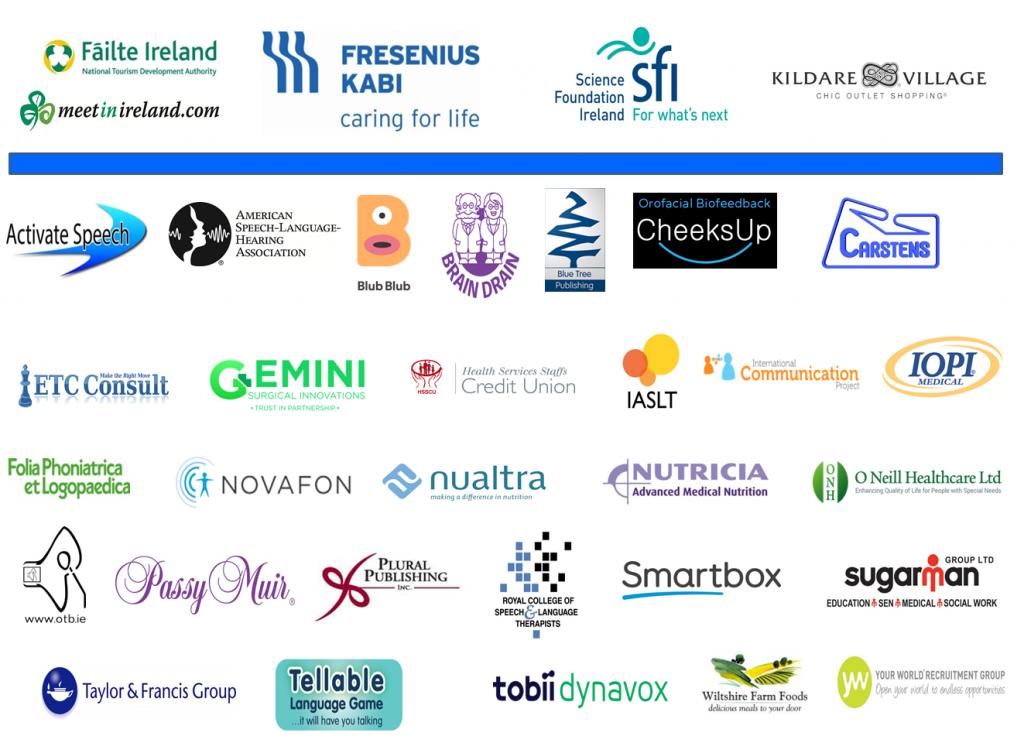 IALP Logos of Sponsors and Exhibitors  22 Aug 2016