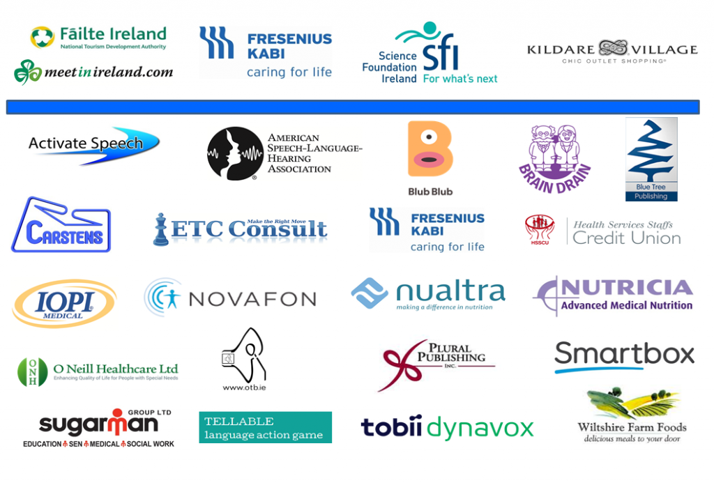 IALP Logos of Sponsors and Exhibitors  27 April 2016