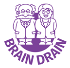 Brain Drain website